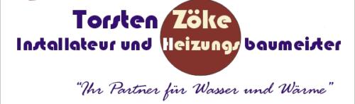 Torsten Zöke – Installateur und Heizungsbaumeister