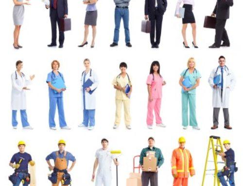 Die vielen kleinen Berufe eines Versicherungsmaklers