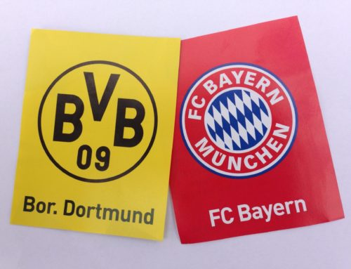 Tippspiel zum El Classico – BVB gegen FCB