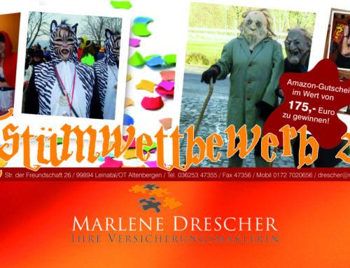 Kostümwettbewerb 2014 – Die Gewinner