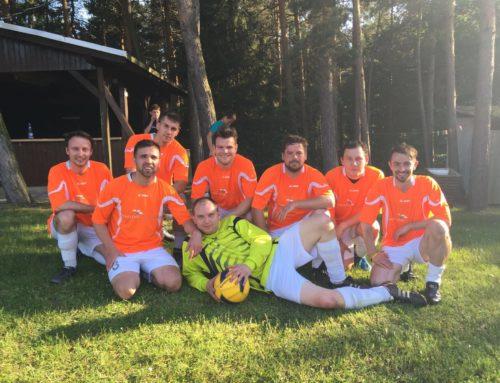 Team Drescher beim Sommersportfest 2016 in Catterfeld